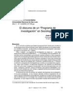 Dialnet-ElDiscursoDeUnProgramaDeInvestigacionEnSociologia-1272791.pdf