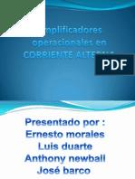 EXPOSICION DE AMPLIFICADORES OPERACIONALES.ppt