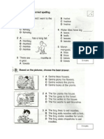 KSSR English Year 2 (Ujian 2)