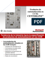 Productos de Automatizacion en CCMs.ppt