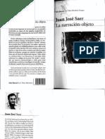 Saer - La narracion-objeto.pdf
