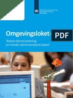Infoblad Omgevingsloket Online