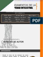 Presentación de Derechos del Autor.pptx