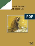 Beckett, Samuel - Detritus [14263] (r1.1).epub