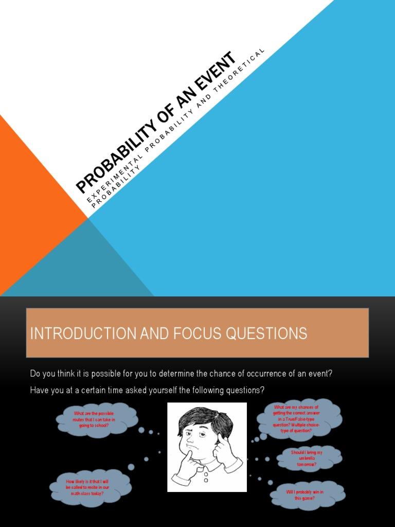 lesson 4 | Probability | Mathematics