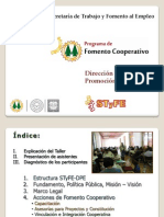 1 Taller Inf y Coord- F Cooperativo - Deleg -STyFE.ppsx