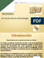 taller al mundo de la archivologia.pptx