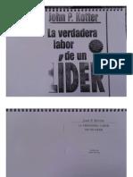La verdadera labor de un líder PDF.pdf