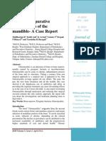 cronic osteomilitis