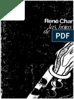 CHAR, R - Hojas de Hipnos. Colección Visor de Poesía (Volumen 32) - Visor, Madrid, 1973.pdf