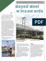 Jack Pesch Bicycle and Pedestrian Bridge (QLD)