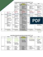 ecology unit week oct 27th-31st