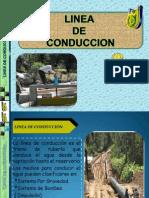 LINEA DE CONDUCCION - .pptx