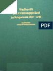 [Biblio] - Waffen-SS Und Ordnungspolizei Im Kriegseinsatz 1939-1945 - Ein Ueberblick Anhand Der Feldpostuebersicht