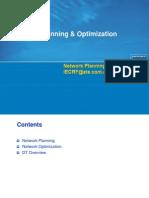 6_Network Planning & Optimization