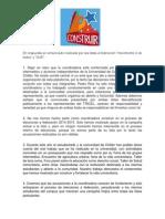 En respuesta al comunicado realizado por las listas a federación.pdf