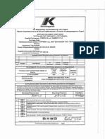 A05-004 - Inspection Test Plan - Shell & Tube Heat Exchangers - 5-210D-HA-01 a B C D