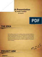 Crit Presentation
