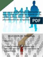Seleccionar candidatos para desempeñar los cargos y roles.pptx