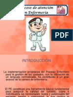 PROCESO DE ANTENCION DE ENFERMERIA