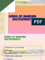Banking Instruments