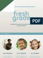 fresh grade ppt