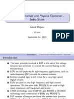 3. Device Structure and Physical Operation - Sedra-Smith