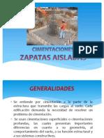 expo JJJGGGMM-CIMENTAC-ZAPATAS AISLADAS.ppt