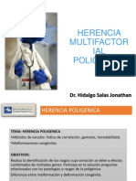 3 HERENCIA MULTIFACTORIAL POLIGÉNICA.ppt