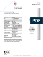 739624 Antenna Specifications