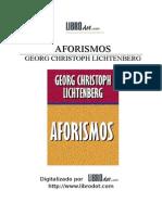 Lichtenberg, Georg - Aforismos.doc