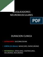 BLOQUEADORES NEUROMUSCULARES.pptx