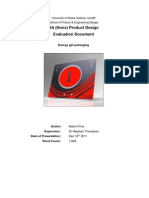 Ba Product Design Final report