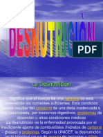 La desnutrición.ppt