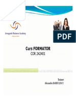 Formator ANC- Prezentare Ppt