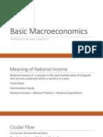 Basic Macroeconomics Lecture Notes 1