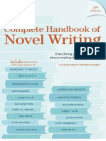 The Complete Handbook of Novel Writing by Editors of Writer's Digest (Abee)