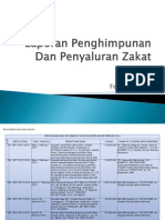 Laporan UPZ Bulan Februari 2014
