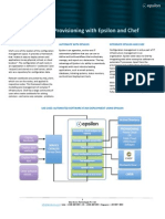 Cloud Services Provisioning With Epsilon and Chef