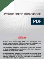 AFM Presentation