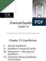 Chapt15 Equilibrium
