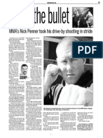 Nick Penner, Keeping Fit, Sun Media (July 27, 2009)