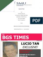 Lucio Tan Final