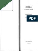 Proclus, Brian Duvick - On Plato's Cratylus -Cornell University Press (2007)