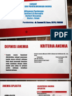 Ppt Anemia Referat