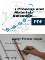 Design Process and Material Selection Gokuul V