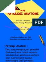 Intro 070804 Dr Edy Patologi Anatomi