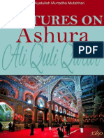 Lectures on Ashura by