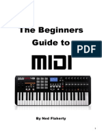 The Beginners Guide to Midi