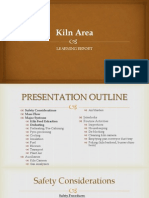 Kiln Area Learning Report